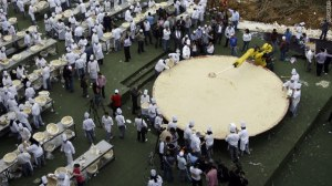 The World's Largest Hummus, Lebanon