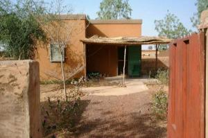 A home in Burkina Faso.