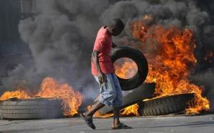 Food Riots in Mozambique