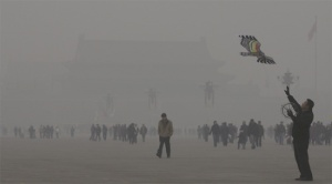 Beijing, the World's 10th Most Polluted City.